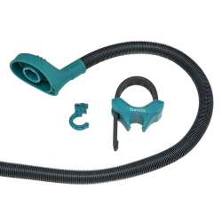 Kit d'aspiration burinage Hexagonal de 28 et 30 pour MAKITA HM1812