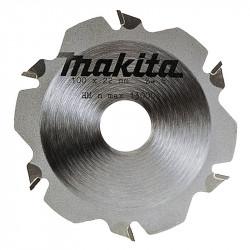 Lame carbure Ø 100 mm pour Lamelleuse MAKITA PJ7000