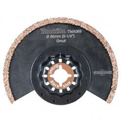 Lame Segment MAKITA B-65028 HM RIFF Grain 30 Ø 85mm
