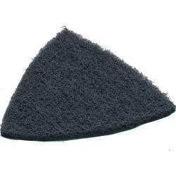 Triangle Non Tissé MAKITA B-21814 pour Métal et Polissage sans grain