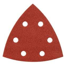 Lot de 10 triangles abrasifs MAKITA pour bois