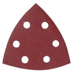Assortiment de 10 triangles abrasifs MAKITA B-21618 pour bois