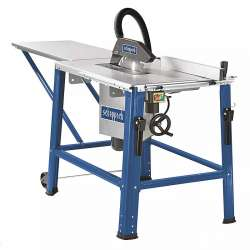 Scie circulaire sur table 230V 50Hz 2200W SHEPPACH HS120o
