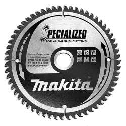 Lame MAKITA B-09553 pour scies circulaires à main MAK SPECIALIZED ALUMINIUM