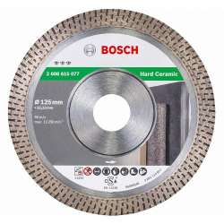 Disque à tronçonner BOSCH Professional diamanté Best for Hard Ceramic