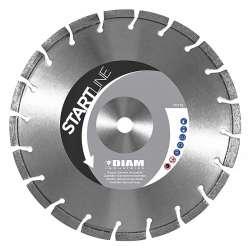 Disque Diamant DIAM MX60300 Acier Asphalte Béton Ø 300mm