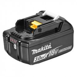 Batterie MAKITA BL1830B Li-Ion 18V 3,0 Ah avec témoin de charge