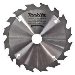 Lame carbure MAKITA B-09949 BOIS pour scie circulaire à batterie BSS501 Ø 136mm