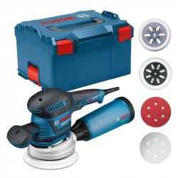 Ponceuse Excentrique BOSCH GEX 125-150 AVE Professional 400 W en L-Boxx