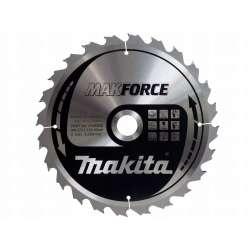 Lame carbure MAKITA B-08268 ''MakForce'' Bois pour scies circulaires