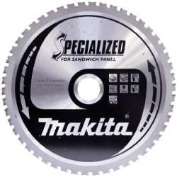 Lame carbure MAKITA B-17681 ''Specialized'' Panneaux sandwichs pour scies circulaires
