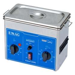 Nettoyeur à ultrasons 1.8 litres EMAG EMMI 20HC