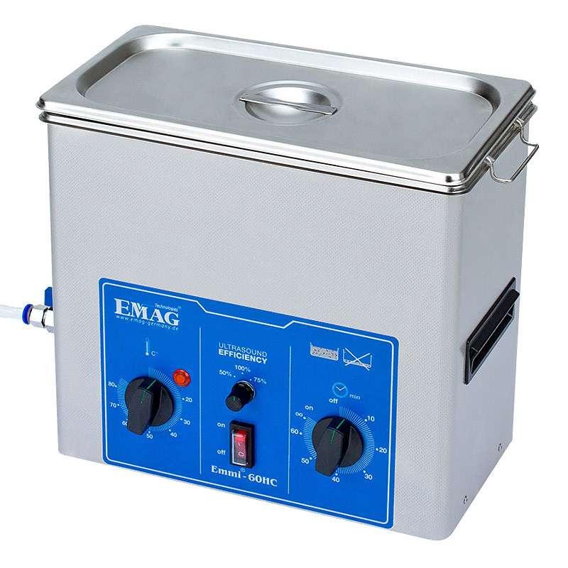 Nettoyeur à ultrasons 6 litres EMAG EMMI 60HC