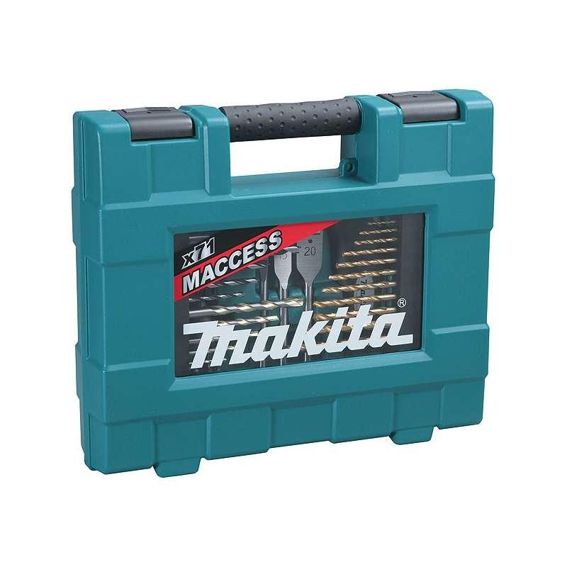 Coffret ensemble accessoires MAKITA D-33691 71 pièces MACCESS