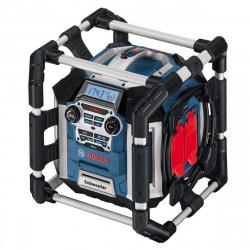 Radio de Chantier - Chargeur BOSCH GML 50 Professional