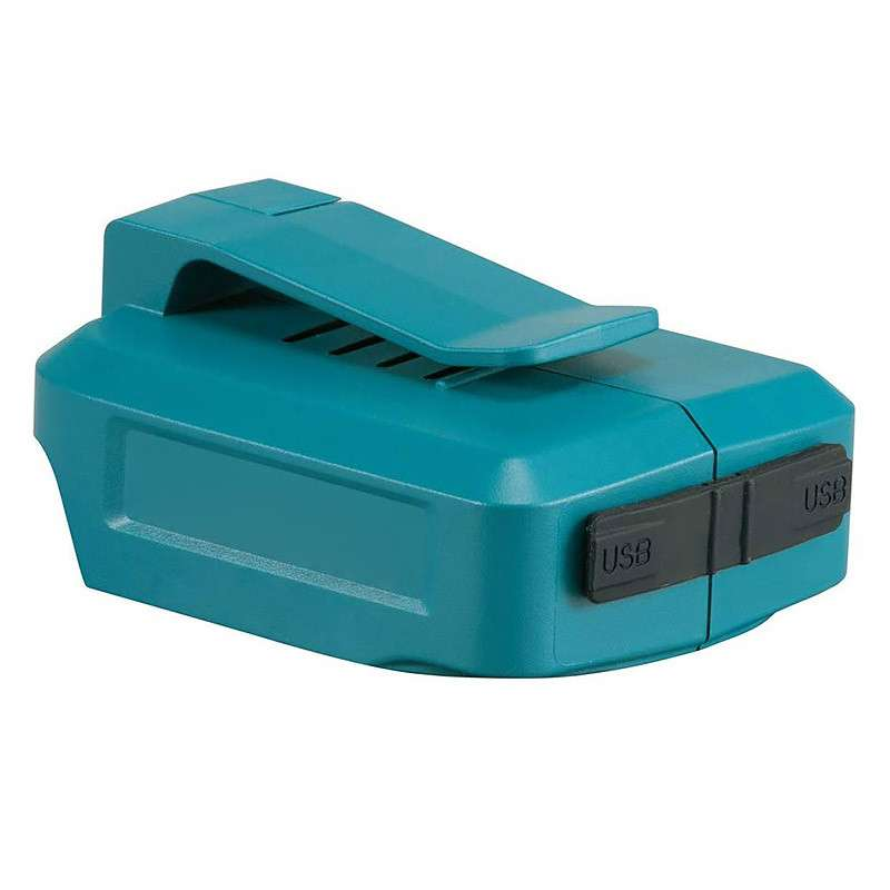 Adaptateur d'alimentation USB Makita ADP05 Li-Ion 18V LXT