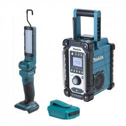 Pack 3 outils MAKITA DLX2313X1 14,4V-18V (Machine Nue)
