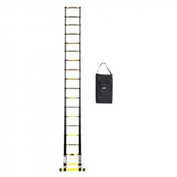 Echelle télescopique WOERTHER GRAFITEK ECH-5M20-G-P1 5m20 (avec housse)