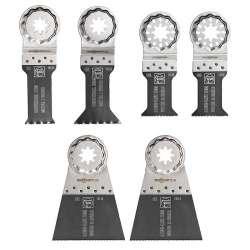 Kit de 6 lames FEIN Best of E-cut SLP 35222967030