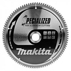 Lame de Scie Spécial Aluminium MAKITA B-09662 Ø 260 mm X 30 mm 100 Dents