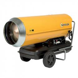 Chauffage air pulsé mobile à combustion directe SOVELOR HP 110 111Kw 1060W 230V/50Hz