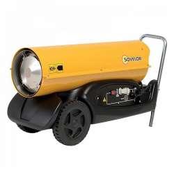 Chauffage air pulsé mobile à combustion directe SOVELOR HP50 48Kw 230V/50Hz