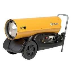 Chauffage air pulsé mobile à combustion directe SOVELOR HP30 31Kw 230V/50Hz