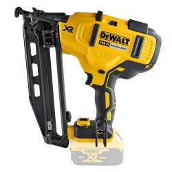 Cloueur de Finition sans fil DEWALT DCN660N 16Ga 18V XR Li-ion (Machine Nue)