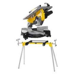 Pack scie à onglet inclinable et table supérieure avec établi pliable FEMI PACK FEMI02