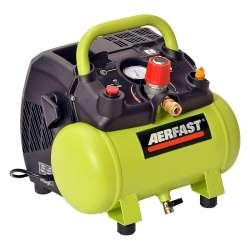 Compresseur sans huile 6L AERFAST MA06180