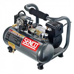 Compresseur sans huile silencieux 3,8 L SENCO PC1010