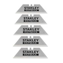 Lot de 5 lames de Couteau STANLEY 0-11-700 Trapèze Fatmax 1992