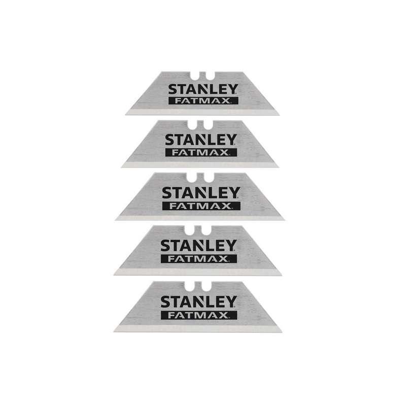 Lot de 5 lames de couteau trapèze Fatmax 1992 STANLEY 0-11-700