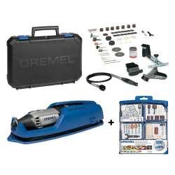Outil Multi-fonctions DREMEL® 4000 (4000-4/65) + Accessoires