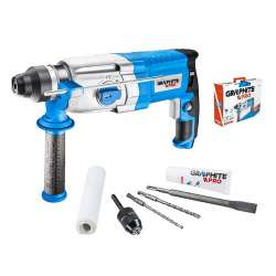 Perforateur SDS PLUS 900 W GRAPHITE PRO 59GP501