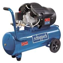 Compresseur à deux cylindres 2200W 50L SCHEPPACH HC53DC