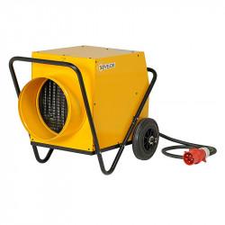 Chauffage mobile électrique triphasé 18Kw SOVELOR C18G