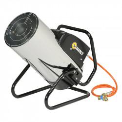 Chauffage Mobile combustion directe Inox orientable SOVELOR GP55MI-CO