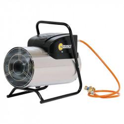 Chauffage Mobile combustion directe Inox SOVELOR GP35MI
