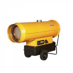 Chauffage Mobile combustion indirecte SOVELOR EC110 110Kw 230V/50Hz