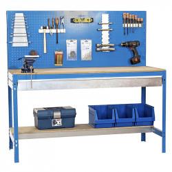 Établi avec panneau mural et tiroir BT-02 BOX SIMONRACK 448100945156012