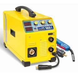 Poste de soudure INVERTER semi-automatique MIG/MAG 160 A GYS 032255