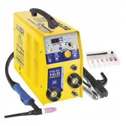 Poste à souder GYS TIG 168 DC HF GYS 011410
