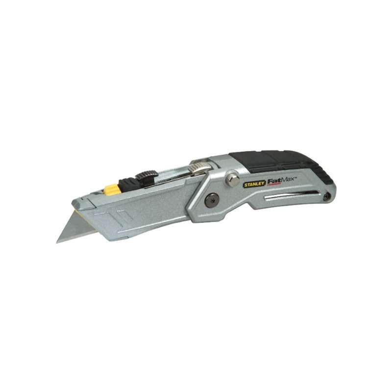 Couteau à double lames rétractables pliable STANLEY Fatmax Pro XTHT0-10502