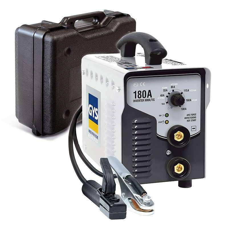 Poste à souder à l'électrode inverter PROGYS 180A 031425