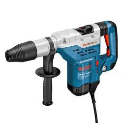 Perforateur / Burineur BOSCH GBH 5-40 DCE Professional SDS-max + burin pointu et plat