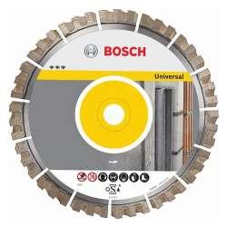 Disque à tronçonner diamanté BOSCH Professional 2608603635 Best for Universal