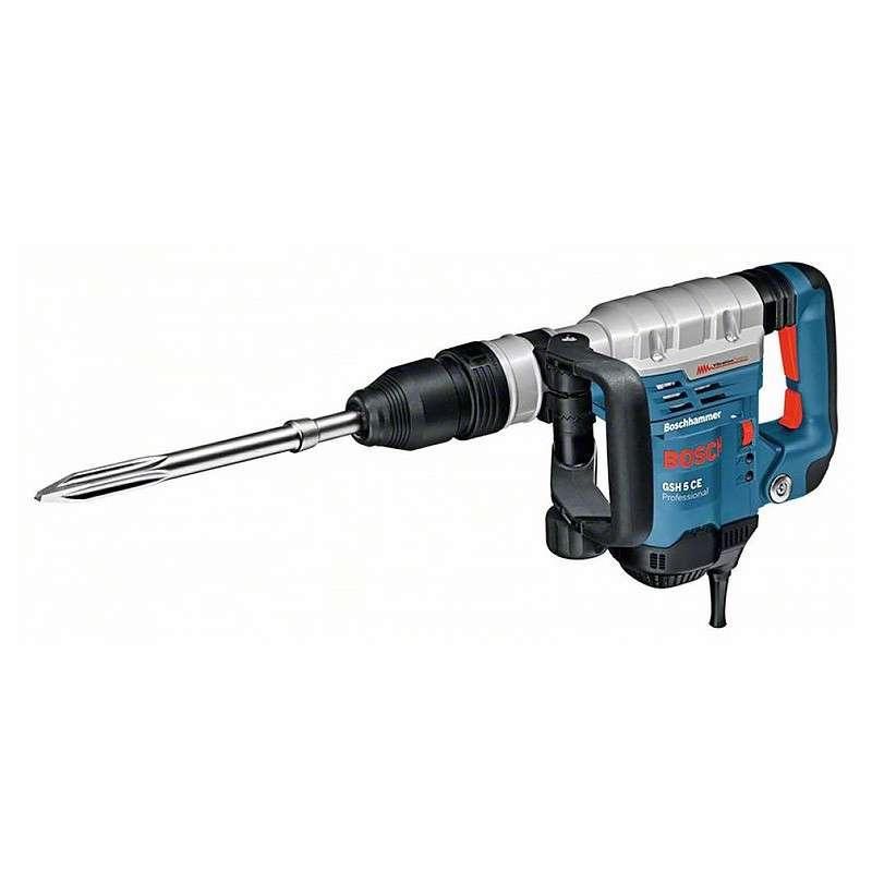 Marteau-piqueur BOSCH GSH 5 CE Professional SDS-max 1150W