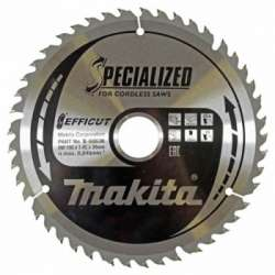 Lame de scie circulaire MAKITA B-68638 SPECIALIZED EFFICUT accu Ø190mm