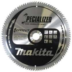 Lame de scie circulaire MAKITA B-67321 SPECIALIZED EFFICUT accu Ø305mm